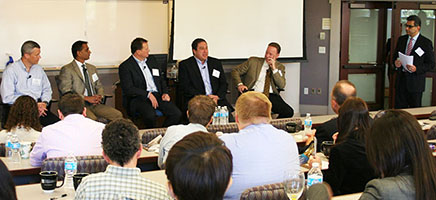 Supply Chain Performance and Innovation panel