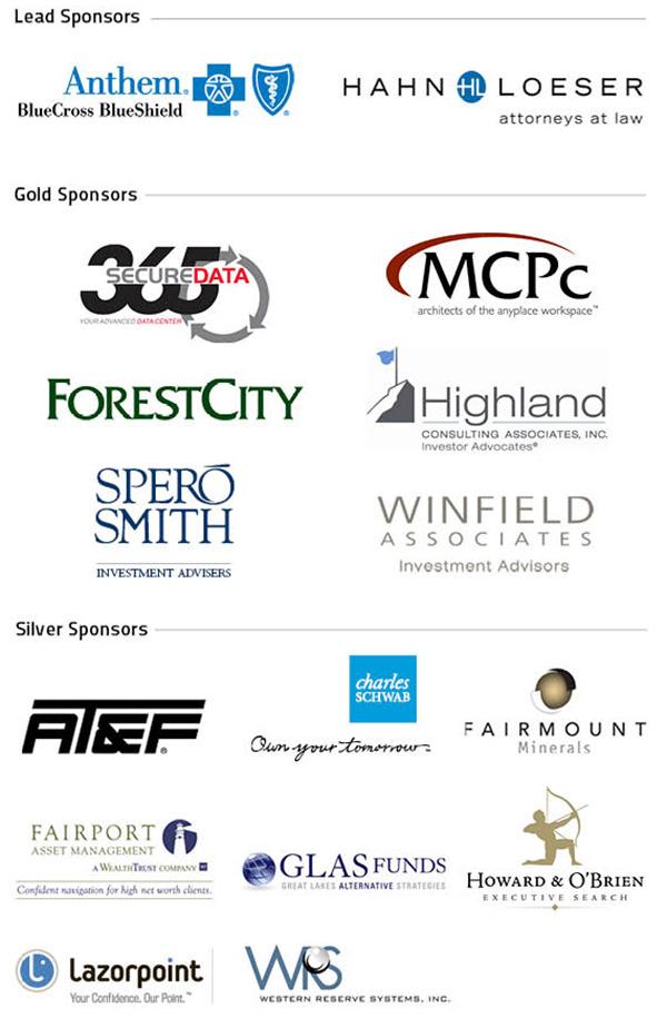 2013 Bowers Sponsor logos