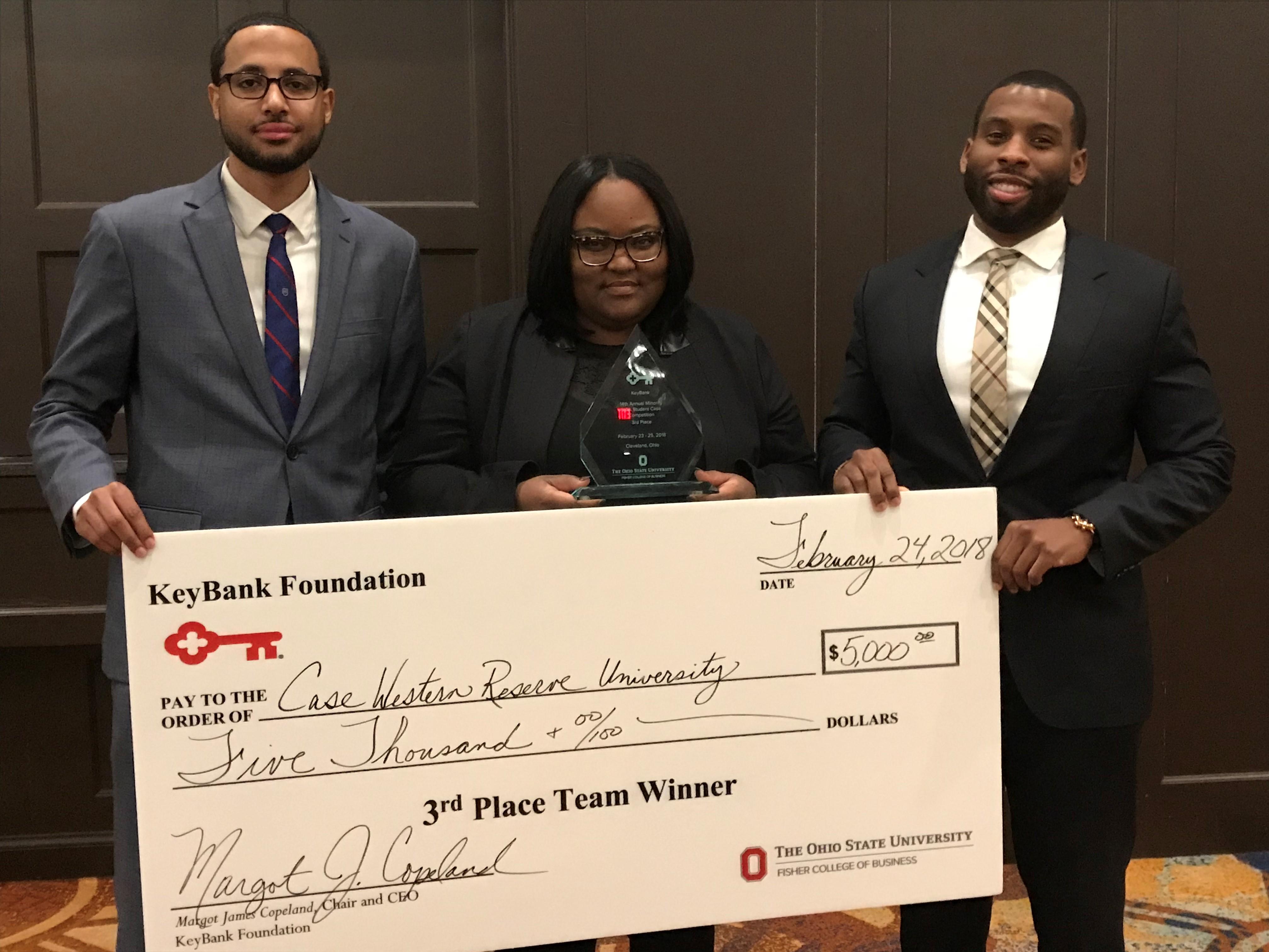 OSU Key Bank Competition Winners 2018