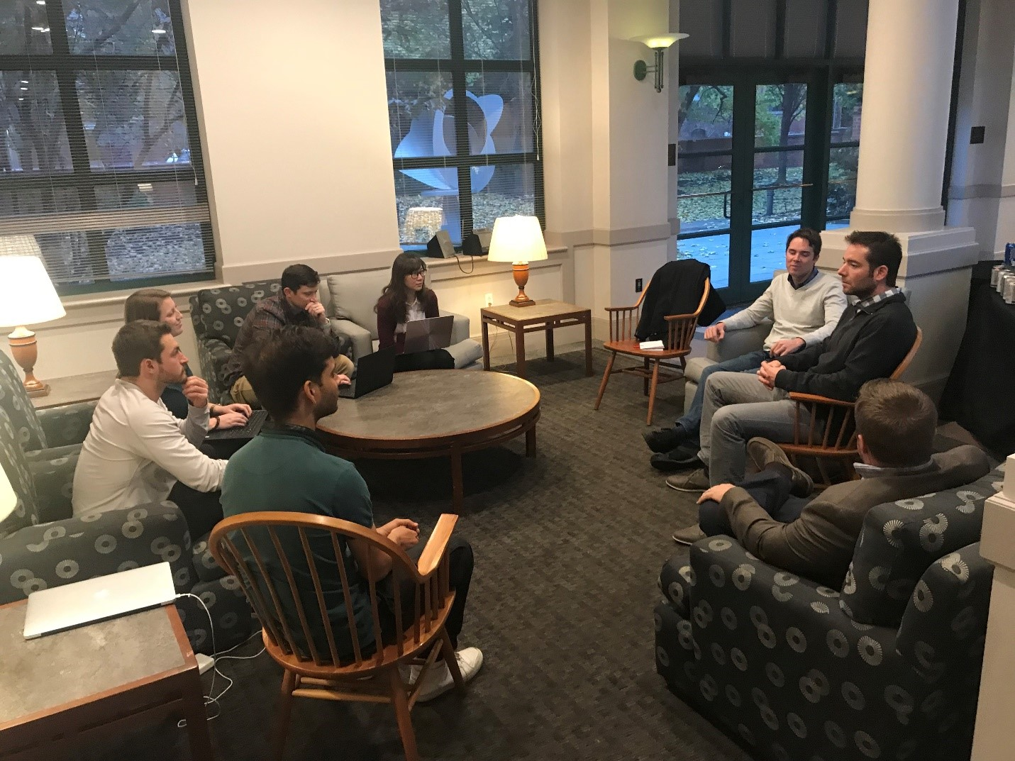 MBA Workshops on Sustainability Connect Students to Businesses