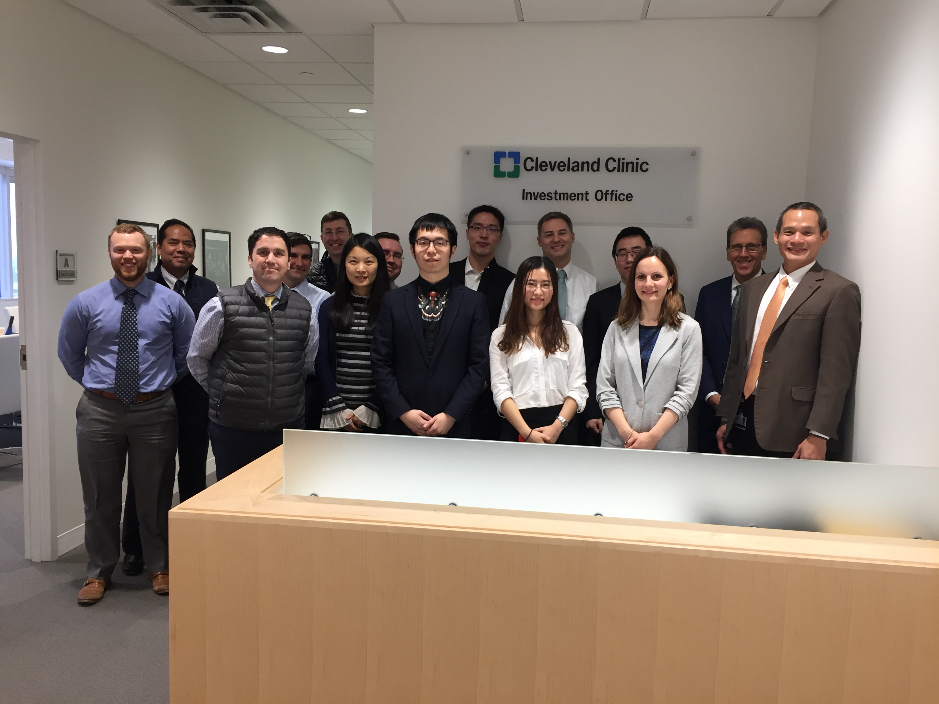 Finance Students Gain Real-World Experience through Cleveland Clinic Case Competition
