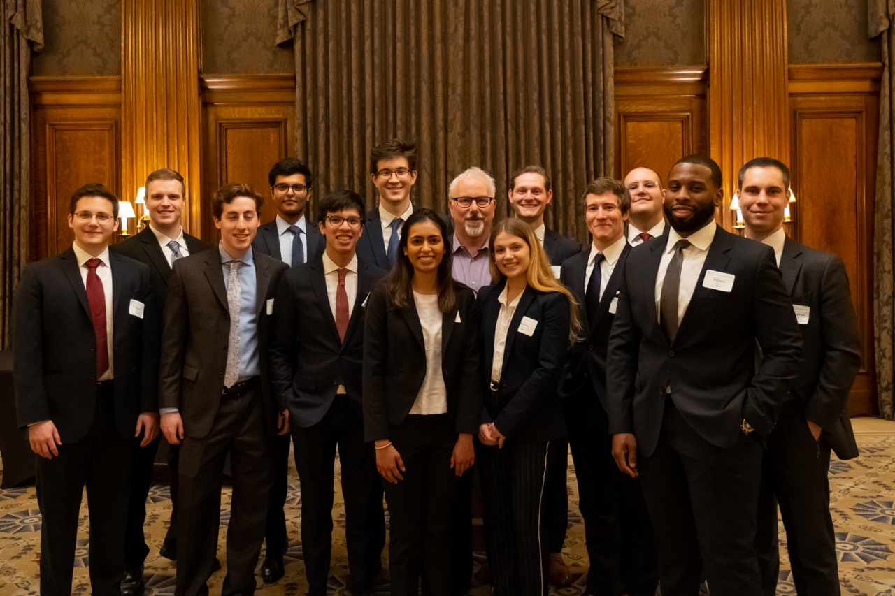 Weatherhead Students Sweep in ACG Competition