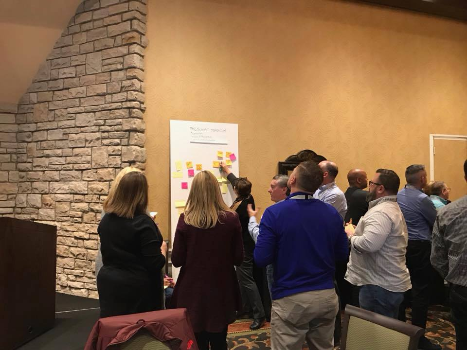 Leadership Cleveland Class Experiences Appreciative Inquiry