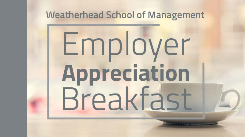 Employer Breakfast Image
