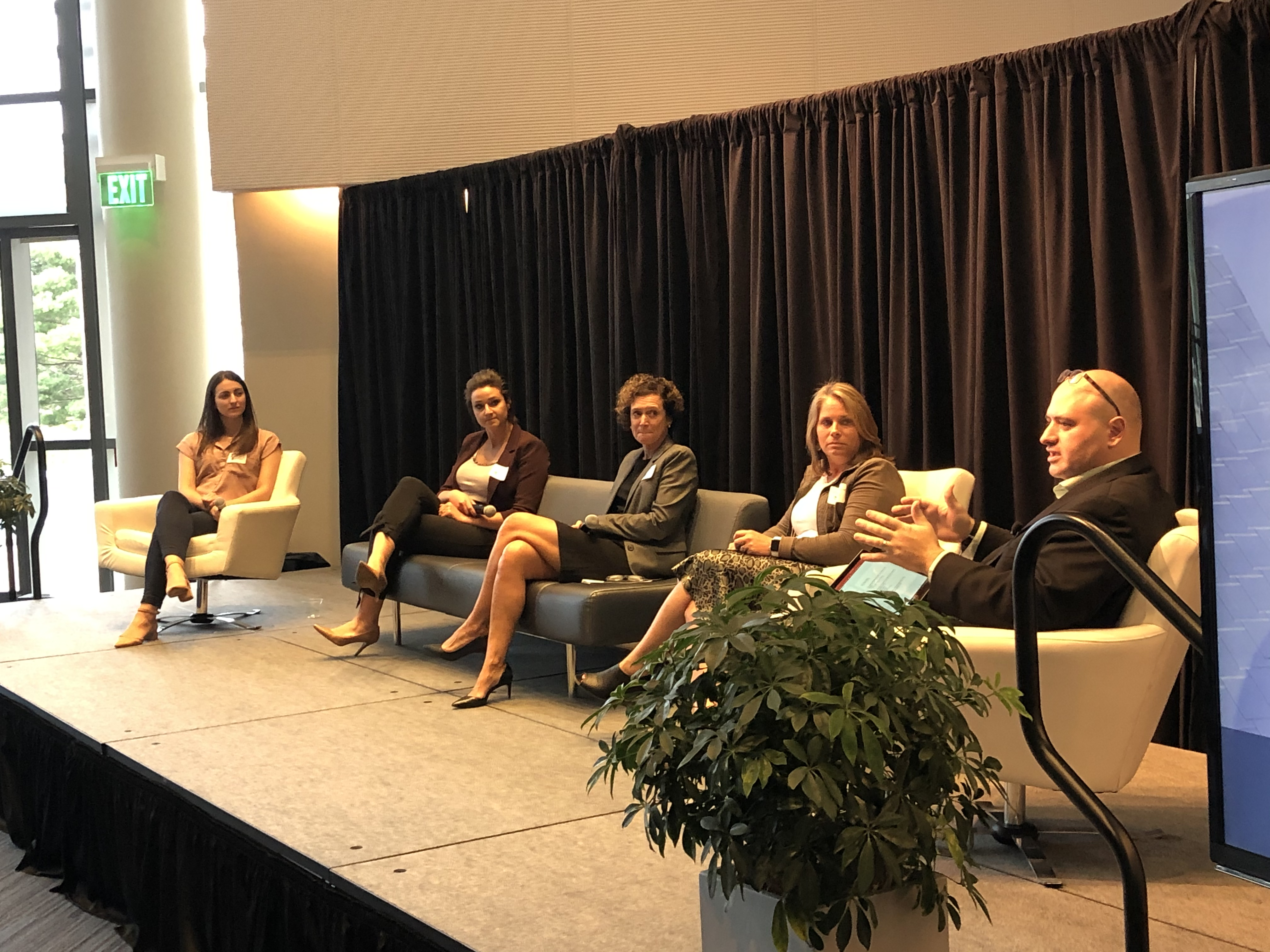 Finance Career Day Panel Unlocks Opportunities for Students
