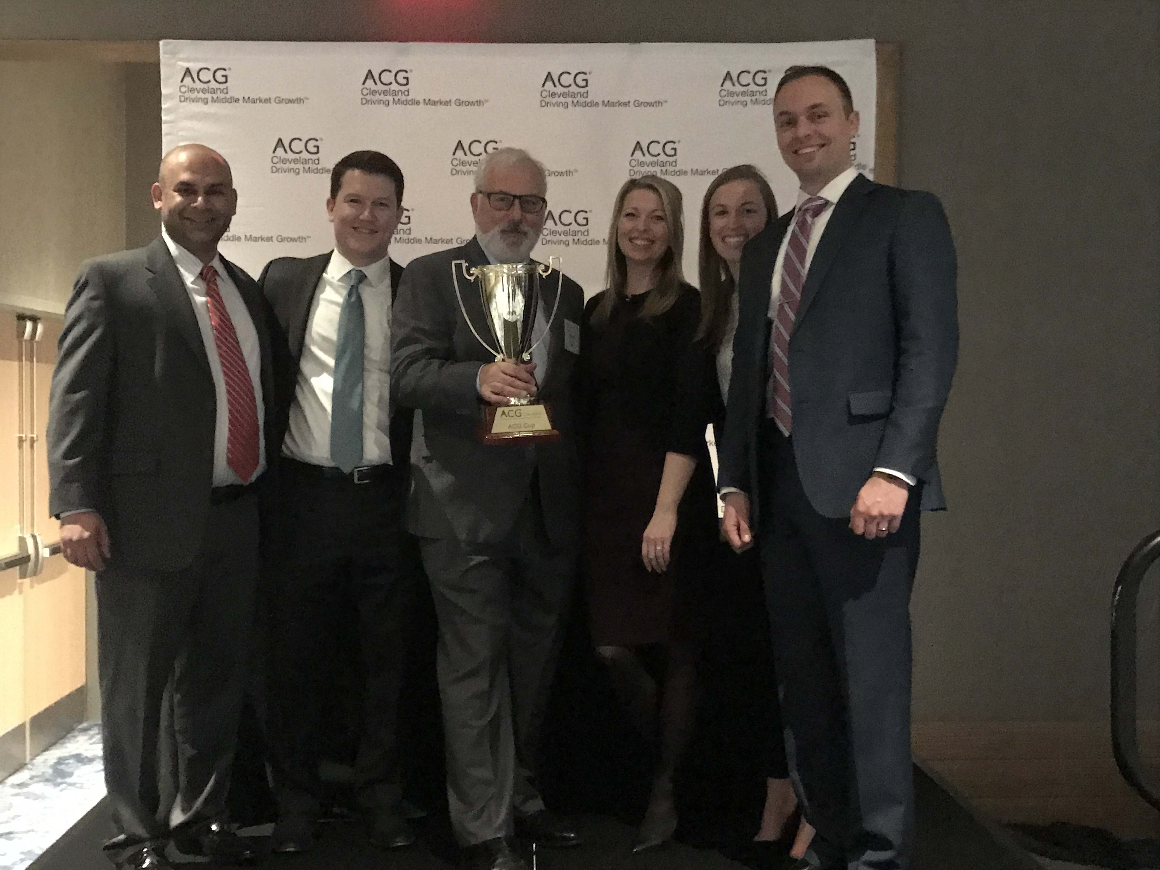 Part-time MBA Students Win First Prize in Regional ACG Cup