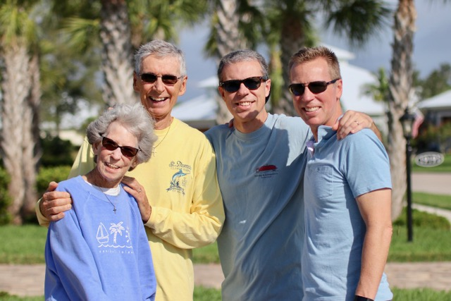 A legacy of learning: The Dannemiller family shares their love of Case Western Reserve with future generations of students