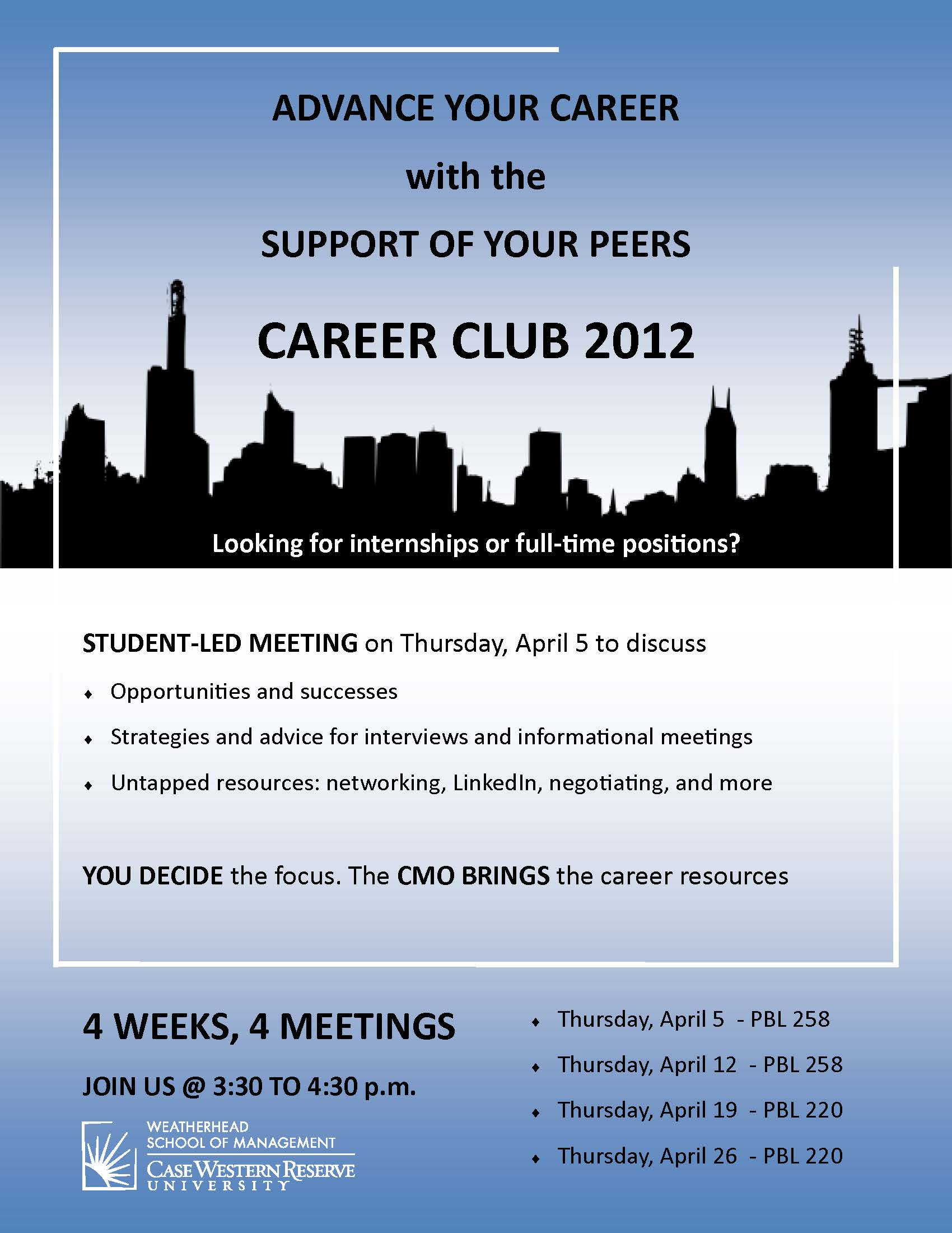 Career Club 2012