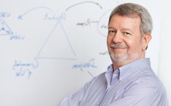 Dick Buchanan, professor of information systems at Weatherhead School of Management